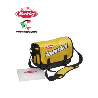 Power Bait Bag S Yellow Berkley