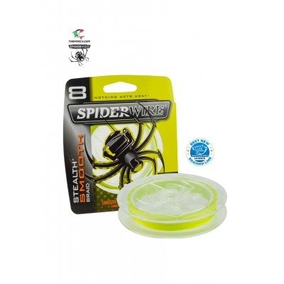 Spiderwire Stealth Smooth 8 capi