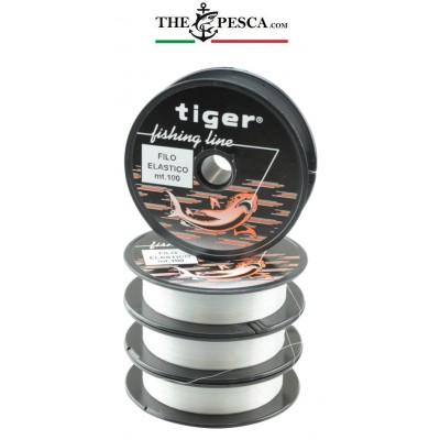 Filo elastico per esche Tiger