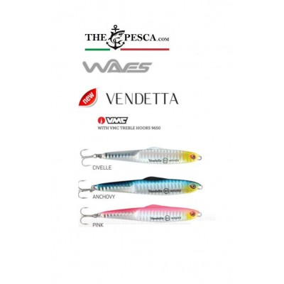 Waves vendetta 40gr