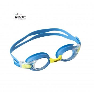 SEAC Bubble, Occhialini blu