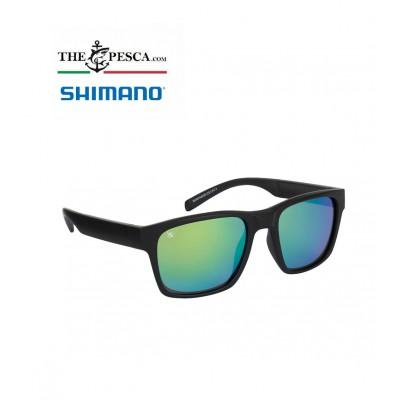 SHIMANO SUNGLASS YASEI GREEN REVO