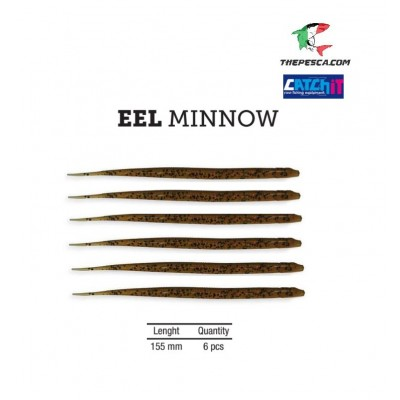 Catch-it Eel Minnow 155