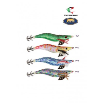 LINEAEFFE Metal Squid Jig